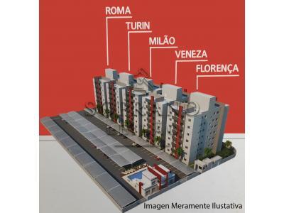 LOTE 001 - Bloco Floreça - Apartamento 101